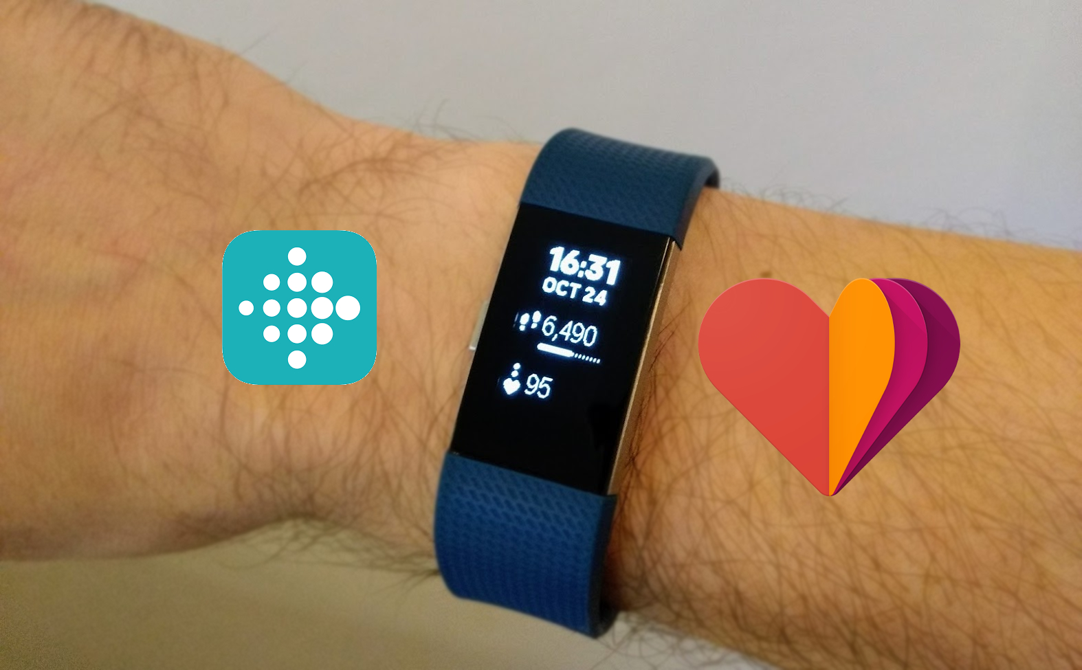 Sync FitBit With Google Fit