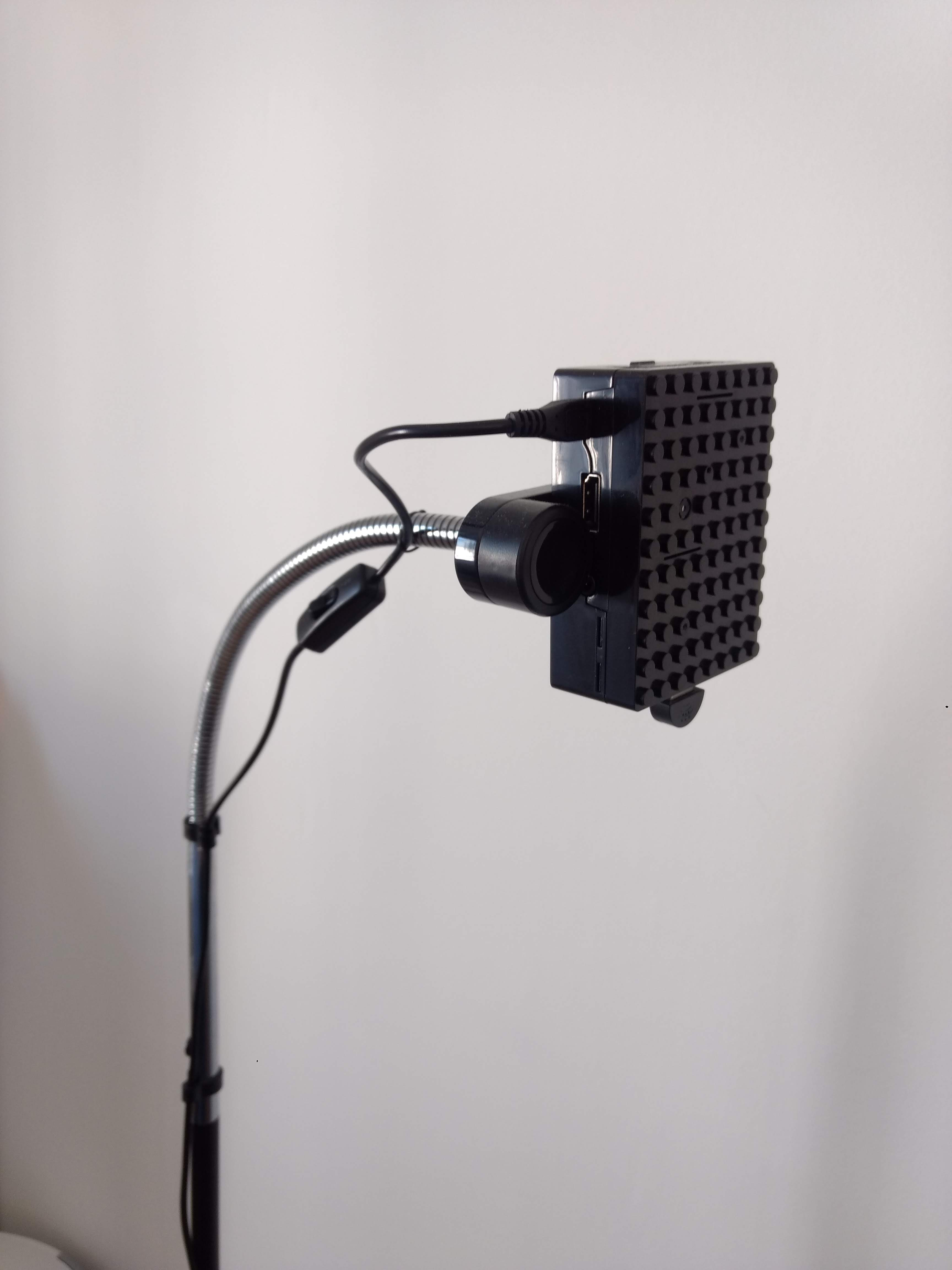Raspberry Pi baby monitor - pt  1 Hardware -